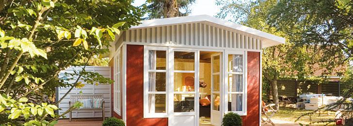 unsere gartenh user holz neubauer berlin. Black Bedroom Furniture Sets. Home Design Ideas