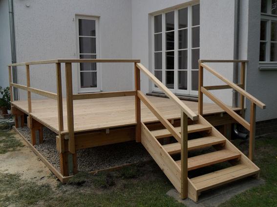 Sehr Referenzen unserer Produkte - Holz Neubauer Berlin Ihr Holzfachmarkt PD61